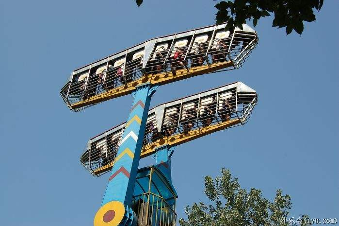 skymaster thrill rides for sale