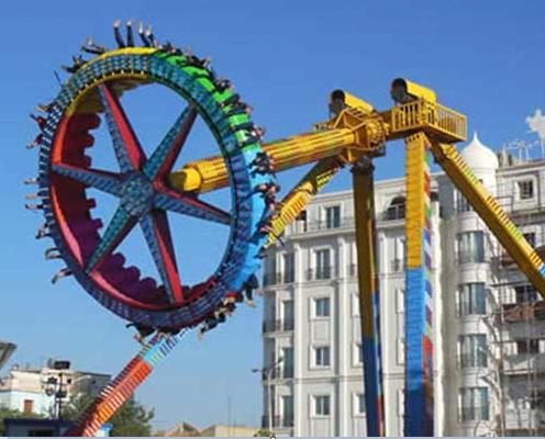 pendulum swing rides manufacturer and supplier