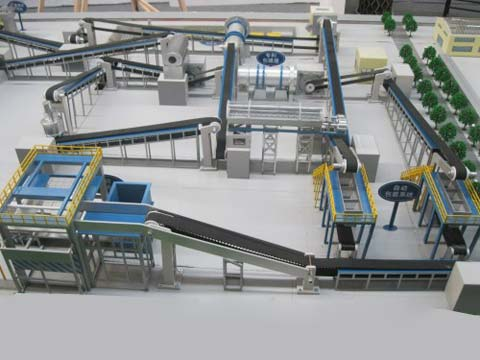 waste sorting equipment