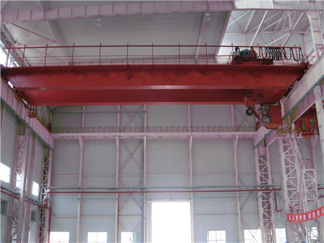 The quality of the overhead crane is high