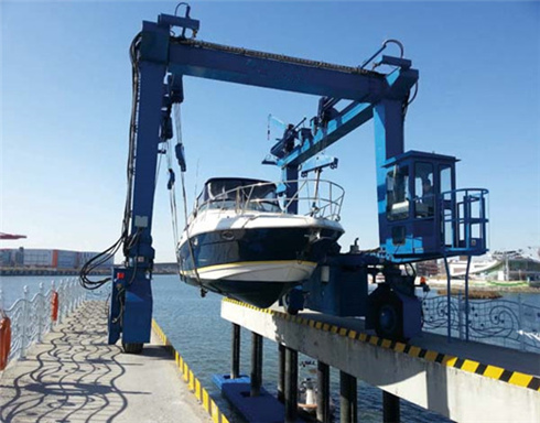 Professional Boat Travel Lift for Sale