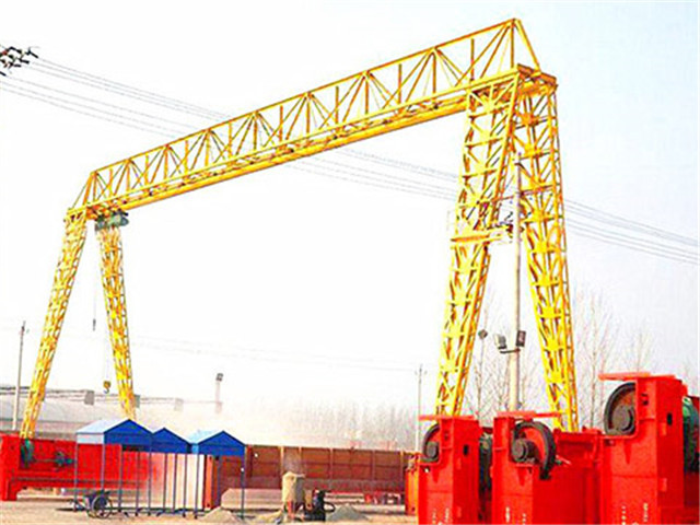 5 ton truss gantry crane manufactured