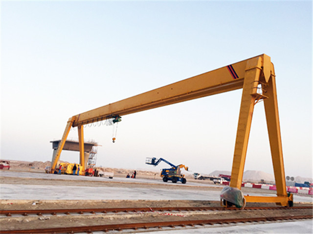 5 ton light duty gantry crane for sale for sale
